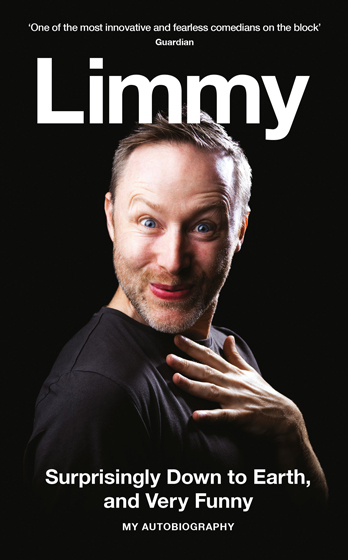 Limmy book