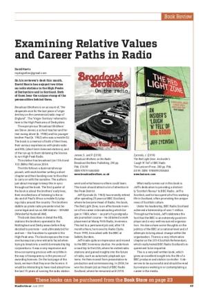 Radio User Review